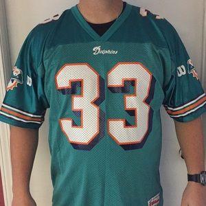 Other - Miami Dolphins Kareem Abdul-Jabber jersey XXL
